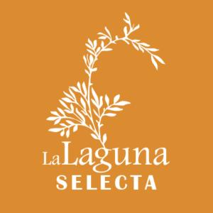 Aceite La laguna selecta logo