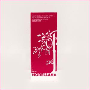 Caja de aceite Morellana Picuda