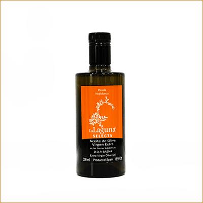 Aceite de oliva virgen La laguna selecta