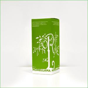 Aceite de oliva virgen Extra Ecológico Morellana