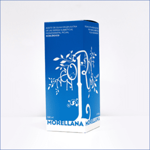 Caja de aceite Morellana Picual